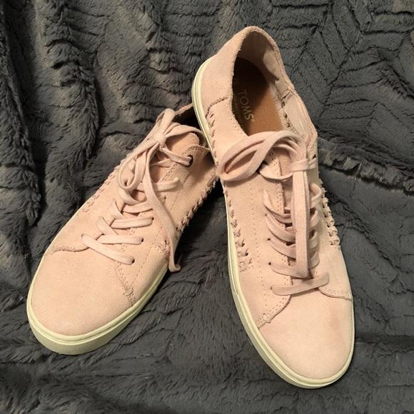 Like Newtoms Lenox Sneakers Pale Pink